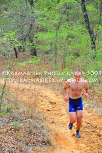 Trail run, Photo by Karmabiker