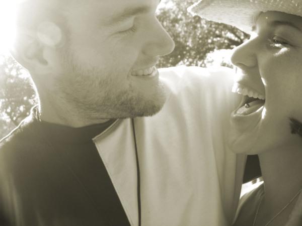 Colleen and Greg